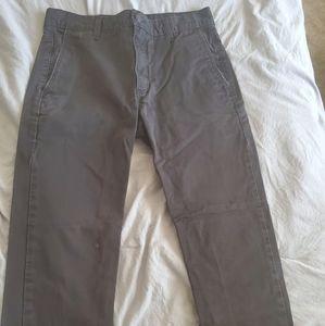 Mens Black Levi Jeans